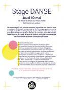 Stage de Danse à Fresnes-en-Woëvre 55160 Fresnes-en-Woëvre du 10-05-2018 à 14:00 au 10-05-2018 à 18:00