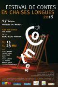 Festival de Contes en Chaises Longues à Mont-Saint-Martin