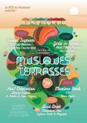 MET Festival Musiques et Terrasses Verdun  55100 Verdun du 30-06-2018 à 21:00 au 11-08-2018 à 23:00