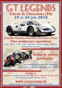 Festival Véhicules Collection GT Legends Chenevières 54122 Chenevières du 23-06-2018 à 09:00 au 24-06-2018 à 18:00