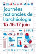 Journées Nationales de l'Archéologie en Lorraine Lorraine, Champagne-Ardenne, Alsace du 15-06-2018 à 10:00 au 17-06-2018 à 19:00