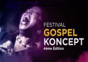 Concert Nancy GOSPEL Koncept Salle Poirel 54000 Nancy du 26-05-2018 à 20:00 au 26-05-2018 à 23:59