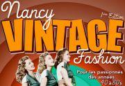 Salon Vintage au Parc des Expositions de Nancy 54500 Vandoeuvre-lès-Nancy du 28-04-2018 à 10:00 au 29-04-2018 à 18:00
