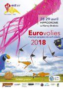 Eurovolies Festival Cerf-Volant à Vandoeuvre 54500 Vandoeuvre-lès-Nancy du 28-04-2018 à 10:00 au 29-04-2018 à 18:00
