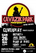 Festival Musical Cavazik Park à Joeuf 54240 Joeuf du 26-05-2018 à 17:00 au 27-05-2018 à 02:00