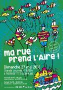 Festival Ma Rue Prend l'Aire à Pierrefitte-sur-Aire 55260 Pierrefitte-sur-Aire du 25-05-2018 à 19:00 au 27-05-2018 à 19:00
