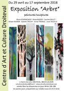 Exposition de Peintures et Sculptures à Claudon 88410 Claudon du 29-04-2018 à 14:00 au 17-09-2018 à 18:00