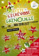 Fête de l'Ecrevisse et de la Grenouille à Joeuf 54240 Joeuf du 19-05-2018 à 17:00 au 21-05-2018 à 17:00