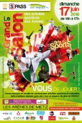 Salon Arts'n Sports à Metz 57000 Metz du 17-06-2018 à 14:00 au 17-06-2018 à 17:00