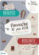 Braderie & Brocante à Florange 57190 Florange du 10-06-2018 à 07:00 au 10-06-2018 à 18:00