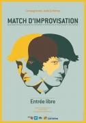 Match d'Improvisation à Épinal 88000 Epinal du 09-06-2018 à 20:30 au 16-06-2018 à 16:00