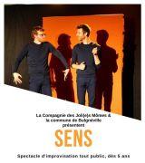 Sens, Spectacle d'Improvisation à Bouxurulles et Bulgnéville 88000 Epinal du 12-05-2018 à 20:30 au 13-05-2018 à 17:00