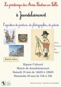 Le Printemps des Amis Peintres en Seille à Jeandelaincourt 54114 Jeandelaincourt du 19-05-2018 à 14:00 au 20-05-2018 à 19:00