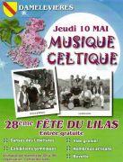 Fête du Lilas à Damelevières 54360 Damelevières du 10-05-2018 à 10:00 au 10-05-2018 à 18:00