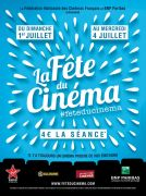 La Fête du Cinéma en Lorraine Lorraine du 01-07-2018 à 08:00 au 04-07-2018 à 23:00