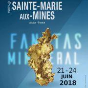 Salon Mineral et Gem Sainte-Marie-Aux-Mines 68160 Sainte-Marie-aux-Mines du 21-06-2018 à 09:00 au 24-06-2018 à 18:00