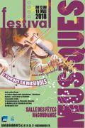 Festival Musiques à Hagondange 57300 Hagondange du 12-05-2018 à 20:30 au 18-05-2018 à 23:00