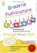 Braderie Puériculture Sorcy-Saint-Martin 55190 Sorcy-Saint-Martin du 03-06-2018 à 09:00 au 03-06-2018 à 18:00