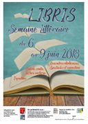 Libris, Semaine Littéraire à Cirey-sur-Vezouze 54480 Cirey-sur-Vezouze du 06-06-2018 à 14:30 au 09-06-2018 à 18:00