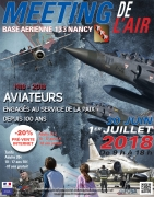 Meeting de l'Air de Nancy-Ochey 54170 Ochey du 30-06-2018 à 09:00 au 01-07-2018 à 18:00
