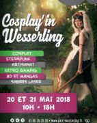 Cosplay'in Wesserling au Parc de Wesserling Parc de Wesserling