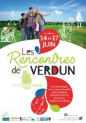 Les Rencontres de Verdun 55100 Verdun du 14-06-2018 à 09:00 au 17-06-2018 à 19:00
