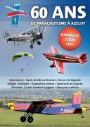60 ans de Parachutisme à Azelot  54210 Azelot du 02-06-2018 à 14:00 au 03-06-2018 à 19:00