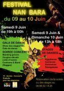 Festival Nan Bara à Metz 57000 Metz du 09-06-2018 à 13:00 au 10-06-2018 à 18:00