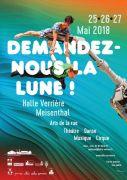 Festival Demandez-nous La Lune à Meisenthal  57960 Meisenthal du 25-05-2018 à 10:00 au 27-05-2018 à 22:00