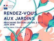 Rendez-Vous aux Jardins au Musée de la Princerie 55100 Verdun du 03-06-2018 à 10:00 au 03-06-2018 à 18:00
