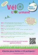 Vélo Gourmand Rives de Moselle 57300 Trémery du 10-06-2018 à 09:00 au 10-06-2018 à 16:00