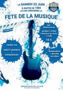 Fête de la Musique à Jouy-aux-Arches 57130 Jouy-aux-Arches du 23-06-2018 à 19:00 au 24-06-2018 à 01:00
