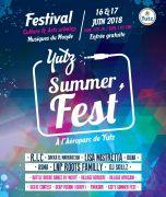 Festival Yutz Summer Fest  57970 Yutz du 16-06-2018 à 17:00 au 17-06-2018 à 18:00