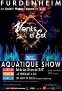 Aquatique Show à Furdenheim Festival Vents d'Est 67117 Furdenheim entre Strasbourg et Saverne  du 06-07-2018 à 19:30 au 08-07-2018 à 23:00