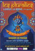 Festival Les Pluralies à Luxeuil-les-Bains 70300 Luxeuil-les-Bains du 18-07-2018 à 19:00 au 21-07-2018 à 23:00