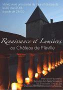 Visites Nocturnes au Château de Fléville 54710 Fléville-devant-Nancy du 26-05-2018 à 21:00 au 15-09-2018 à 23:30