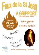 Feux de la Saint-Jean à Gripport 54290 Gripport du 23-06-2018 à 19:30 au 23-06-2018 à 23:55