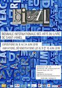 Biennale des Arts du Livre de Saint-Mihiel 55300 Saint-Mihiel du 08-06-2018 à 14:00 au 24-06-2018 à 19:00