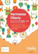 Kermesse Filieris à Creutzwald 57150 Creutzwald du 17-06-2018 à 14:00 au 17-06-2018 à 19:00
