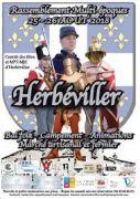 Rassemblement Multi-Époques Herbéviller 54450 Herbéviller du 25-08-2018 à 15:30 au 26-08-2018 à 18:00
