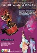 Festival Courants d'Art à Cattenom 57570 Cattenom du 16-06-2018 à 20:00 au 17-06-2018 à 23:00