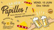 Fête des Papilles Brasserie des Pap'illes à Anthelupt 54110 Anthelupt du 15-06-2018 à 18:30 au 15-06-2018 à 23:00