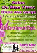 Salon Bien Vivre dans son Corps 57500 Saint-Avold du 22-09-2018 à 13:00 au 23-09-2018 à 18:00