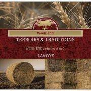 Week-Ends Terroirs et Traditions à Lavoye 55120 Lavoye du 07-07-2018 à 09:00 au 25-08-2018 à 19:00