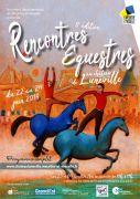 Rencontres Équestres de Lunéville  54300 Lunéville du 22-06-2018 à 20:30 au 24-06-2018 à 19:00