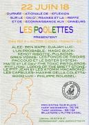 Concert Les PoOlettes Soutien Don d'Organes Nancy 54000 Nancy du 22-06-2018 à 19:00 au 23-06-2018 à 02:00