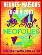 Festival Néofolies à Neuves-Maisons 54230 Neuves-Maisons du 10-06-2018 à 14:30 au 10-06-2018 à 20:00