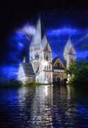 Son et lumière Metz Fontaines Dansantes 57000 Metz du 22-06-2018 à 22:30 au 02-09-2018 à 23:00
