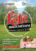 Fête des Associations à Vandoeuvre  54500 Vandoeuvre-lès-Nancy du 01-07-2018 à 10:00 au 01-07-2018 à 18:00