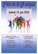 Fête de la Musique Ars-sur-Moselle 57130 Ars-sur-Moselle du 16-06-2018 à 20:00 au 16-06-2018 à 23:30